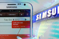 Samsung ofrece servicio para recoger datos