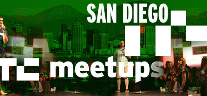 The San Diego TC Meetup will take place in 10 days; buy tickets now!