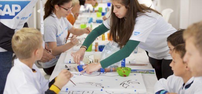 SAP Latinoamerica continua con iniciativas de responsabilidad social