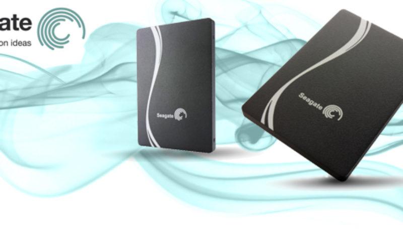 Seagate presenta la nueva linea de productos SSD