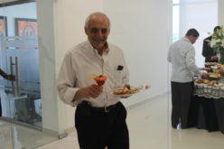 Cecomsa reconoce en su 25 aniversario al Sr. Tony Shalom