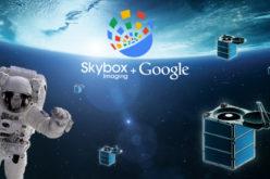 Google compro empresa de satelites