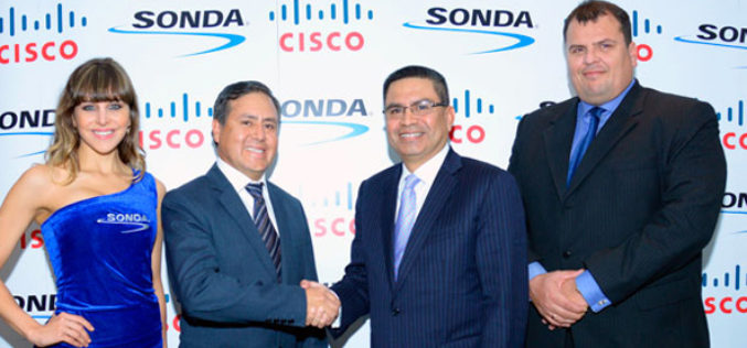 Sonda se suma a la red Intercloud de Cisco