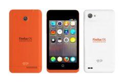 Las empresas que apoyan el celular de Firefox