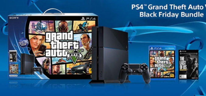 Bundle de Black Friday exclusivo para PLAYSTATION