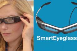Sony desarrolla los lentes transparentes
