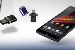 Memorias flash USB para tablets y smartphones