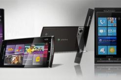 Sony podria fabricar smartphones con Windows Phone