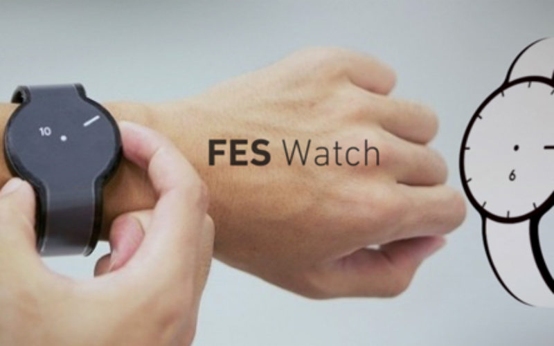 Sony presento FES Watch