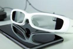 Los SmartEyeglass de Sony