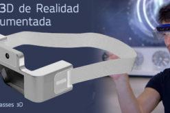 """Wearable technology"" presenta las Space Glasses"