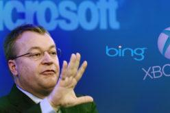 Planes de Stephen Elop para Microsoft