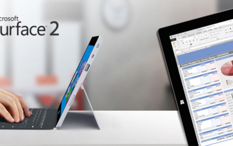 Microsoft lanza su primera tableta Surface