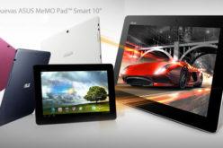 ASUS lanza la tablet MeMO Pad 10