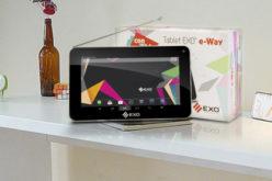 EXO presenta su primera Tablet con TV