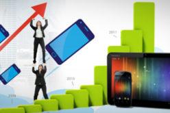 Los envios de tablets y moviles a distribuidores crecera un 5,9 % este ano