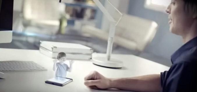Takee smartphone proyecta imagenes 3D