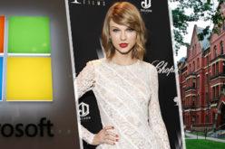 Harvard, Taylor Swift y Microsoft adquieren dominios .porn