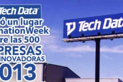 Tech Data gana lugar en la lista de innovadores tecnologicos