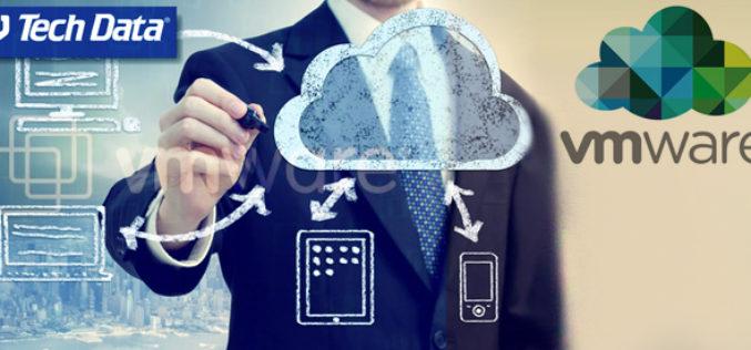 Tech Data anade servicio de VMware con el vCloud Hybrid