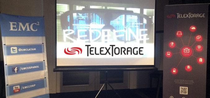 TelexTorage presenta XtremIO de EMC