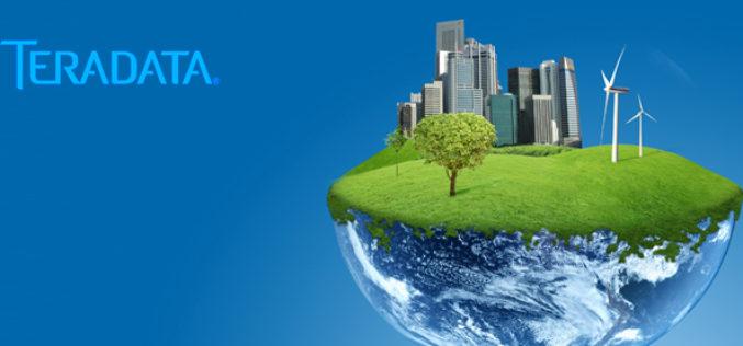 Teradata fue nombrada en el indice Norteamericano de Sustentabilidad Dow Jones