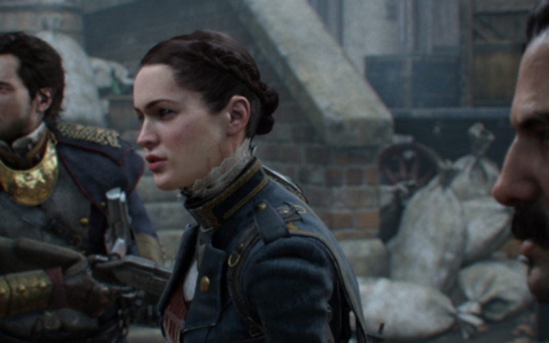 The Order 1886 debuta en PlayStation 4
