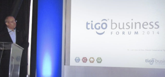 Tigo Business Forum 2014 en Guatemala
