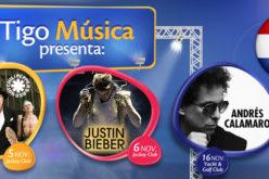 Tigo presento el primer canal musical en Paraguay
