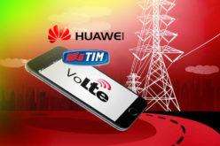 TIM e Huawei testam uso de VoLTE no Brasil