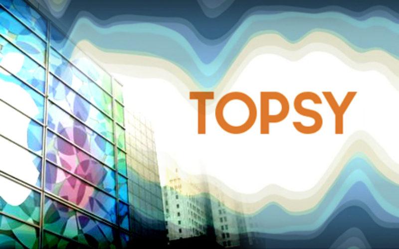 Apple compra Topsy Labs, empresa que analiza datos