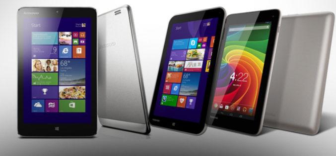 Toshiba presenta nuevas tabletas