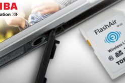 Toshiba lanza en Argentina sus tarjetas  FlashAir SD Wireless