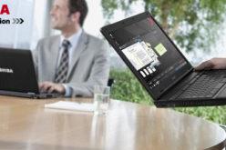 Toshiba facilita los equipos de las pymes