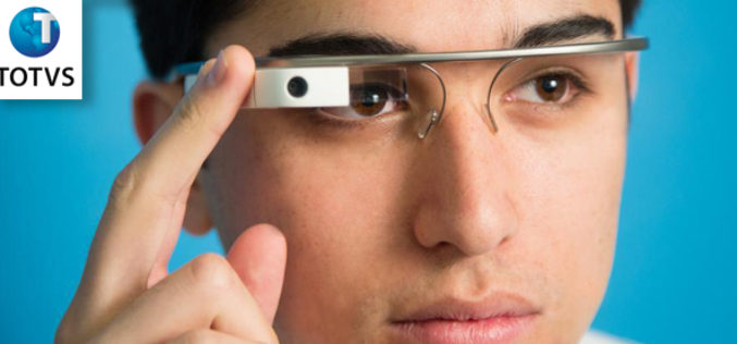 TOTVS tests integrated solutions with Google Glass