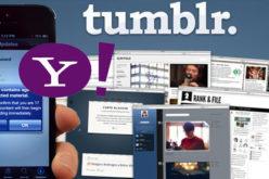 Yahoo! quiere comprar Tumblr por 1.000 millones de dolares