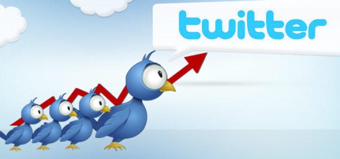Crecimiento de Twitter en usuarios e ingresos