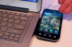 Los nuevos ultrabooks de Intel recargaran tu smartphone de forma inalambrica