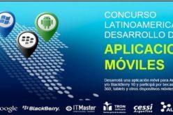 Google, Microsoft y BlackBerry auspician Concurso de Aplicaciones Moviles 2013