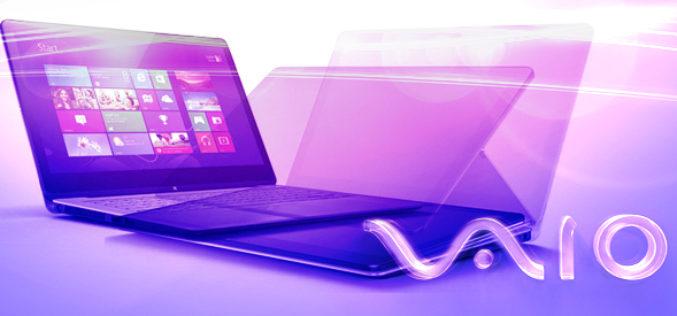 Llegan al mercado los nuevos portatiles de Sony Vaio