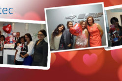 Adistec Caribe celebra San Valentin
