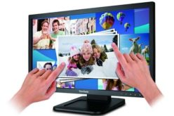 ViewSonic presento en Argentina su monitor Multitouch TD2220 Full HD