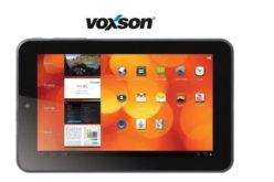 Gasei presenta su nueva tablet Voxson