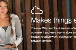 Wacom lanza sus primeros servicios basados en la nube