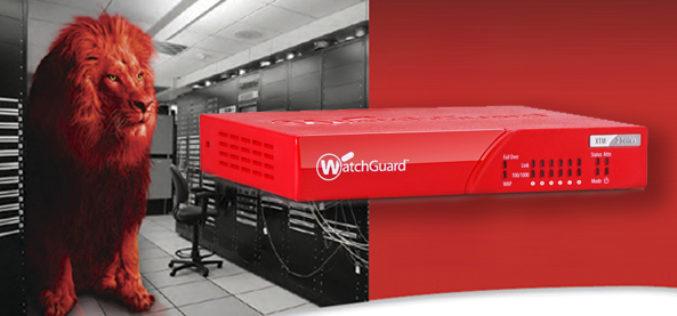 WatchGuard ofrece proteccion a las empresas