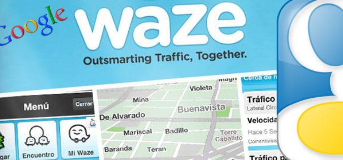 Confirmado, Google es el nuevo dueno de Waze