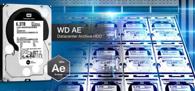 WD presenta WD Ae