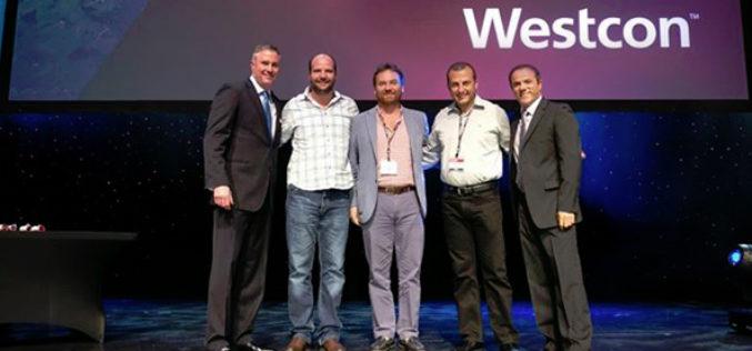 Westcon reconocido como top distributor de Fortinet