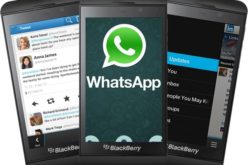 Whatsapp llega a BlackBerry 10