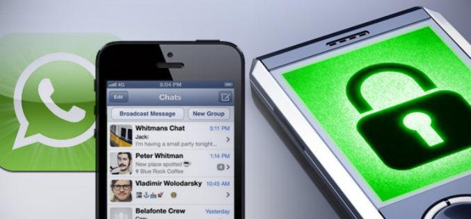WhatsApp ofrece mas privacidad